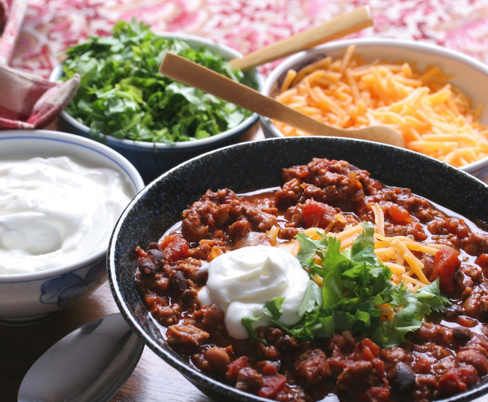 out-west chili con carne | Gluten Free For Good
